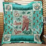 Otter A0201 87O35 Blanket