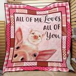 Pig Mom Blanket OCT1601 95O47