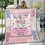Unicorn Blanket DCB2501 78O53