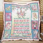 Unicorn Blanket SEP2301 85O58
