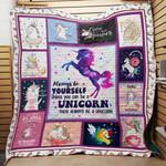 Unicorn F2009 84O41 Blanket