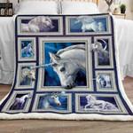 Unicorn Sherpa Blanket JR1001 82O33