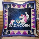Unicorn Dad Blanket MY2401 87O43