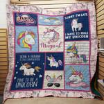 Unicorn F2006 83O34 Blanket