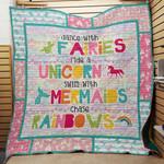 Unicorn F2001 85O38 Blanket