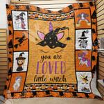 Unicorn Witch Blanket AU1403 90O31