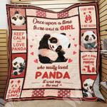 Panda Blanket NOV2101 67O51