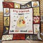 Parrot Blanket NOV2901 82O33