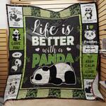 Panda Blanket AU2902 95O34