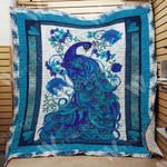 Peacock Blanket JN2901 81O34
