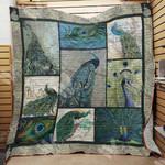 Peacock Blanket JN2803 82O34