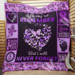Alzheimer's Blanket SEP1704 76O35