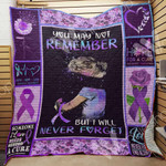 Alzheimer's Blanket SEP0701 97O35