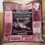 Breast Cancer Blanket JL1801 83O42