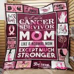 Breast Cancer Blanket SEP2302 87O56