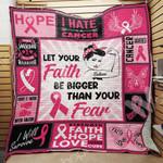 Breast Cancer Blanket JL1004 85O36