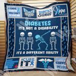 Diabetes Blanket DCB1101 70O56