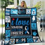 Diabetes Blanket SEP2701 78O36
