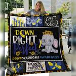 Down Syndrome Blanket SEP2701 77O47