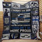 Police Mom Blanket JN1702 85O36