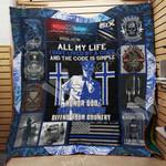 Police M1801 81O31 Blanket
