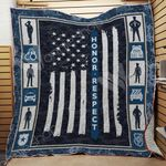 Police Blanket JN1101 81O44