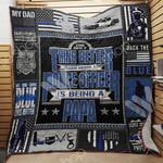 Police Dad Blanket JN1503 90O36