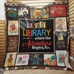 Librarian Blanket SEP1201 76O41