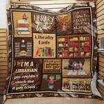 Librarian Blanket SEP1103 78O35