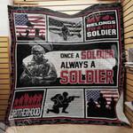 Soldier Blanket SEP0901 76O36