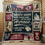 Soldier Mom Blanket SEP0701 90O53