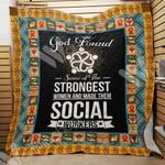 Social Worker Blanket SEP1102 77O54