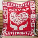 Social Worker Blanket SEP1102 75O57