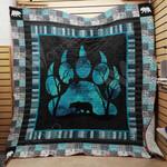 Bear Blanket AU1401 85O47