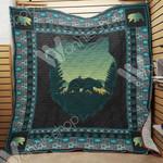 Bear Blanket AU1303 95O36