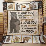 Bear Blanket AU1302 85O34