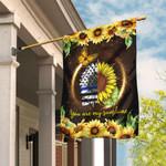 Police You Are My Sunshine Flag QNN175F