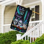 In September We Wear Teal And Purple. Suicide Awareness Flag THH2553F