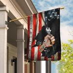 Ironworker America Flag THB2132F