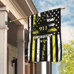 911 Dispatcher Flag QNK258F