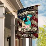American US Nurse Flag TRN25F