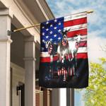 Three Goats American Flag DBX1768F