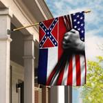 Mississippi American US Flag THN2260F