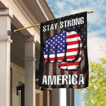America Stay Strong Flag QNK298F