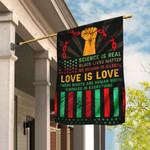 Protest Flag Black Lives Matter No Human Is Illegal Flag DBX1636F