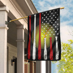 Softball American Flag QNK362F