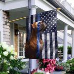 Boxer. The Thin Blue Line American US Flag THB2426F