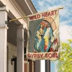 Wild Heart Gypsy Soul Flag TRN51F