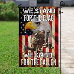 We Kneel For The Fallen Flag PS276Fv1