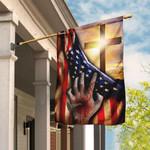 Jesus Christ Flag DDH1663F